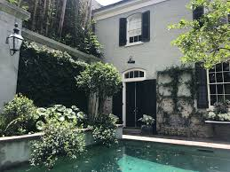 exquisite carriage house in 1859 historic lower garden district home