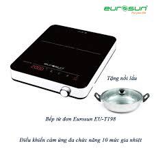 BẾP TỪ đơn Eurosun EU-T198 - Siêu thị Nhà bếp Đức Thành