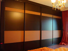 dazzling design closet bedroom ideas with white wooden and agreeable come dark brown sliding door agreeable design mirrored closet