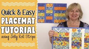Quilted Placemat Patterns Best Inspiration Ideas
