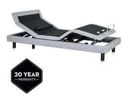 adjustable bed base only. Adjustable Bed Base Floor Sample With Head Tilt And Lumbar Support Queen Only