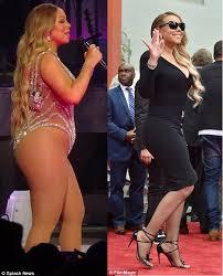 Mariah Carey Reportedly Undergoes Weight Loss Surgery - AmakaNsinis Blog