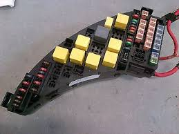 s type fuse box 03 05 jaguar s type rear trunk fuse box fuse relay box you re almost done