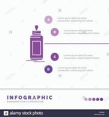 Feeder Bottle Child Baby Milk Infographics Template For Website