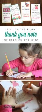 Best 25 Printable Thank You Notes Ideas On Pinterest Thank You