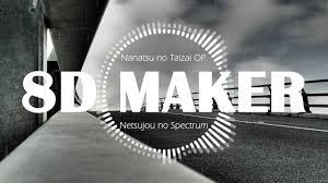 Nanatsu no Taizai OP - Netsujou no Spectrum 🎧 Chords - Chordify