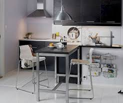 space tall kitchen tables