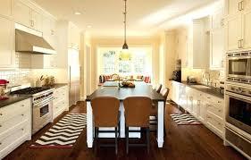 chevron kitchen rug kitchen rug ideas black and white