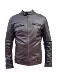 jason beghe leather jacket chicago p d hank voight jacket brown jacket classic leather