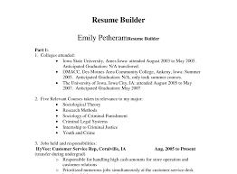 Free Resume Maker Download Resume Loan Agreement Sample Letter
