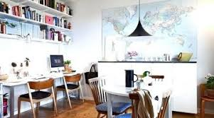 office in dining room. Charming-dining-room-office-combo-ideas-as-dining- Office In Dining Room