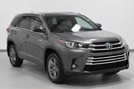 Pre-Owned 2017 Toyota Highlander For Sale in Amarillo, TX | #44558