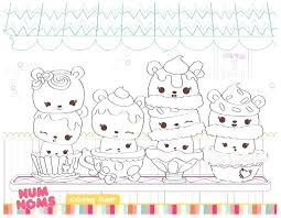Num Nom Coloring Pages Fresh Coloring Pages Stock Num Nom Coloring