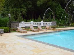 Swimming Pool Landscape Design Home Design .