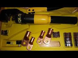 Yqk 70 Die Chart Igeelee Hydraulic Cable Crimping Tool Yqk Series For