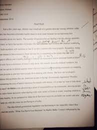 essay english a portfolio