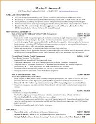 Credit Analyst Resume Example Financial Analyst Resume Sample Fresh Business Analyst Resume