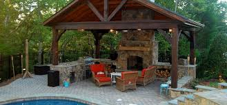 Of Outdoor Fireplaces Outdoor Patio Fireplaces Home Design Ideas And Pictures