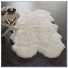 sheepskin rugs canada