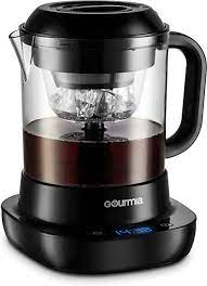 Do you want your coffee to be grind & brew together in one machine? Amazon Com Gourmia Gcm6800 Automatic Cold Brew Coffee Maker 10 Minutes Fast Brew Patented Ice Chill Cycle One Touch Digital 4 Strength Selector 4 Cups 5w Black Kitchen Dining