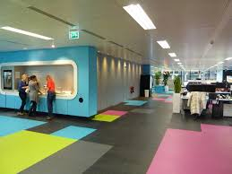 Microsoft offices design Redmond Interior Skyscannerofficeview British Council For Offices Bco Fit Out Of Workplace Award