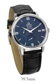 buy discount omega watches from precisiontime co uk the uk s omega 424 13 40 21 03 001 de ville prestige co axial power reserve mens watch