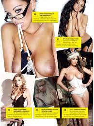 Imogen Thomas presents Nuts Magazine s 50 rudest moments 2011.