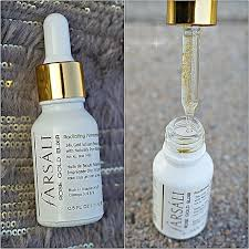 new 15ml farsali rose gold elixir preloved health beauty makeup on carousell