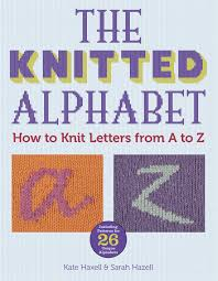 Knitting Letters Pattern