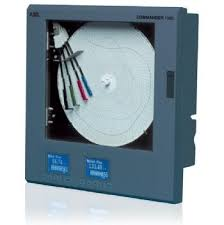 Electronic Chart Recorder Advanced Circular Chart Recorder Accutech Accutech