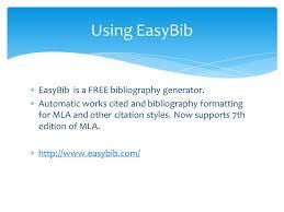 Mla Formatting Instructions Mla Format Guide Free Generator Instructions
