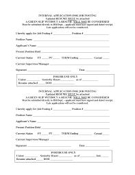 Sample Resume For Job Application Free Resumes Tips