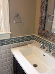 Neoteric Design Inspiration Bathroom Sink Backsplash Ideas 100 Designs  Small Cheap For Diy