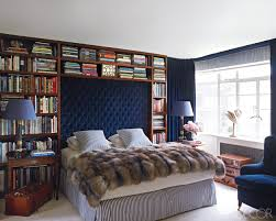 elle decor via master class jpd school of design i m not advocating fur throws but i do love this bedroom otherwise