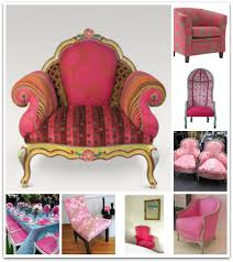 terrific hot pink upholstered chair pictures inspiration