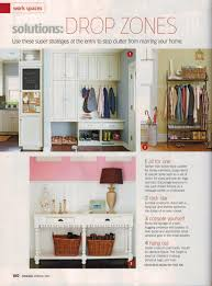 better homes and gardens magazine subscription. Storage 2012 Better Homes And Gardens Magazine Article - Drop Zones Subscription