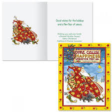 Christmas Notecard Check Cherry Santa Note Card Size Christmas Cards Colorful Images