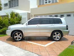 2002 Toyota Highlander - Information and photos - ZombieDrive