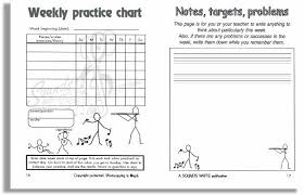 Weekly Practice Notebook Wpnb