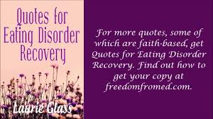 Eating Disorder Quotes Magnificent Eating Disorder Recovery Quotes Book Trailers