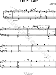 O holy night alt ernative. David Lanz O Holy Night Sheet Music Piano Solo In D Major Download Print Sku Mn0049744