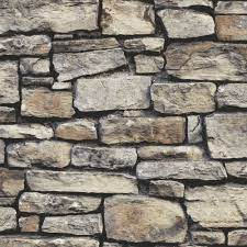 Arthouse Cornish Stone Wallpaper