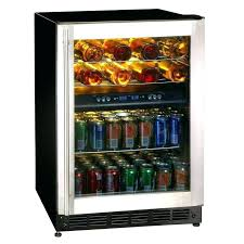 used beverage refrigerator