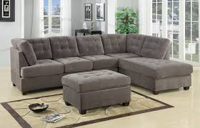 Pawnee Modular Sectional with Ottoman
