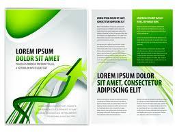 Original Business Brochure Cover Vector 02 Free Download