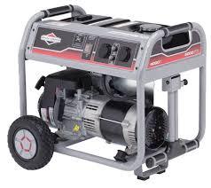<b>Бензиновый генератор BRIGGS</b> & STRATTON 3750A (3000 Вт ...