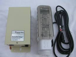pentair intellichlor ic40. Pentair Intellichlor IC40 Salt Cell \u0026 Power Center Complete ***FREE SHIPPING*** Ic40
