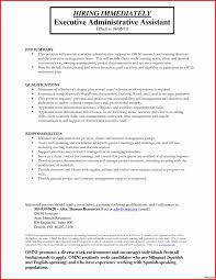 Executive Assistant Resume Samples 2017 Stunning Administrative