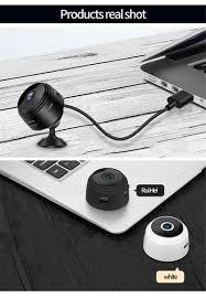 Wifi Không Dây Mini PTZ Camera Ip ABCCAM Ứng Dụng Giám Sát Từ Xa Ngoài Trời