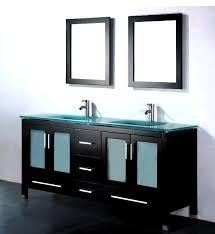 vanity ideas glass top vanity custom glass vanity top amara 72 inch modern glass top